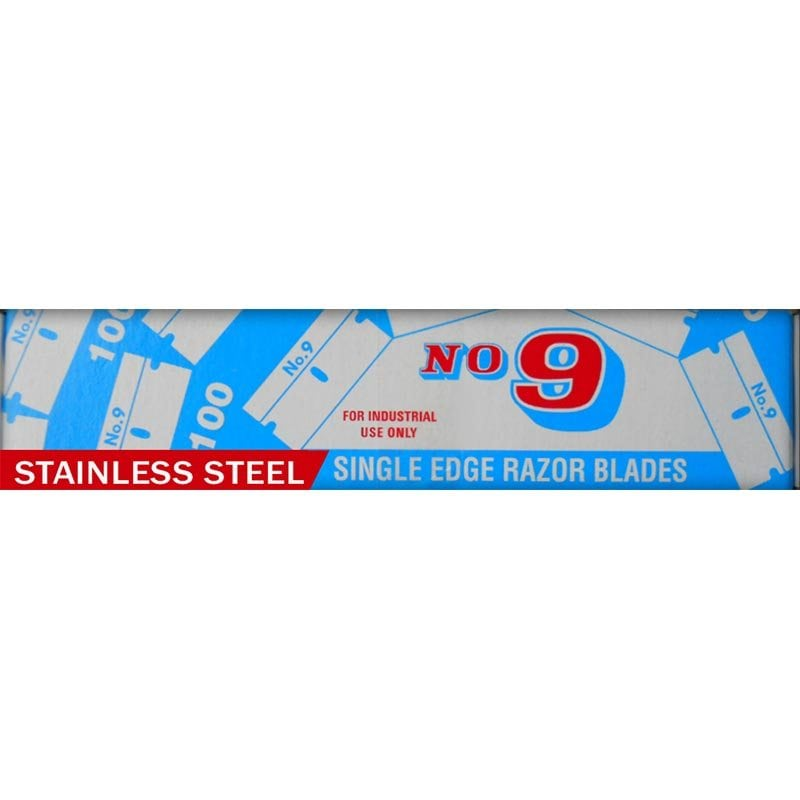Single Edge Stainless Steel Razor Blades