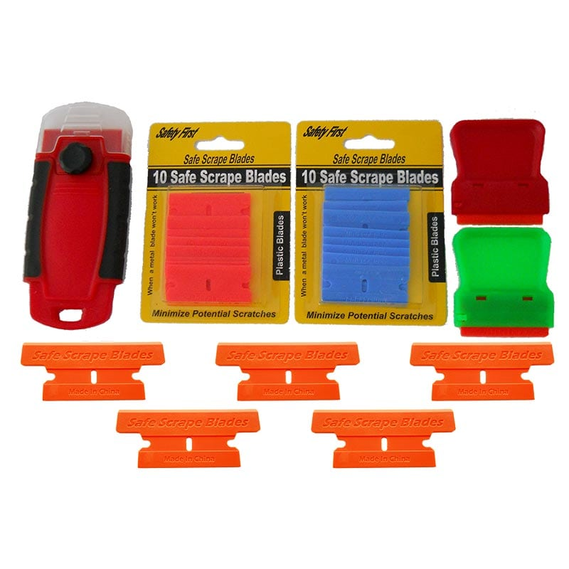 Mini-Scraper Original Safe Scrape Blades