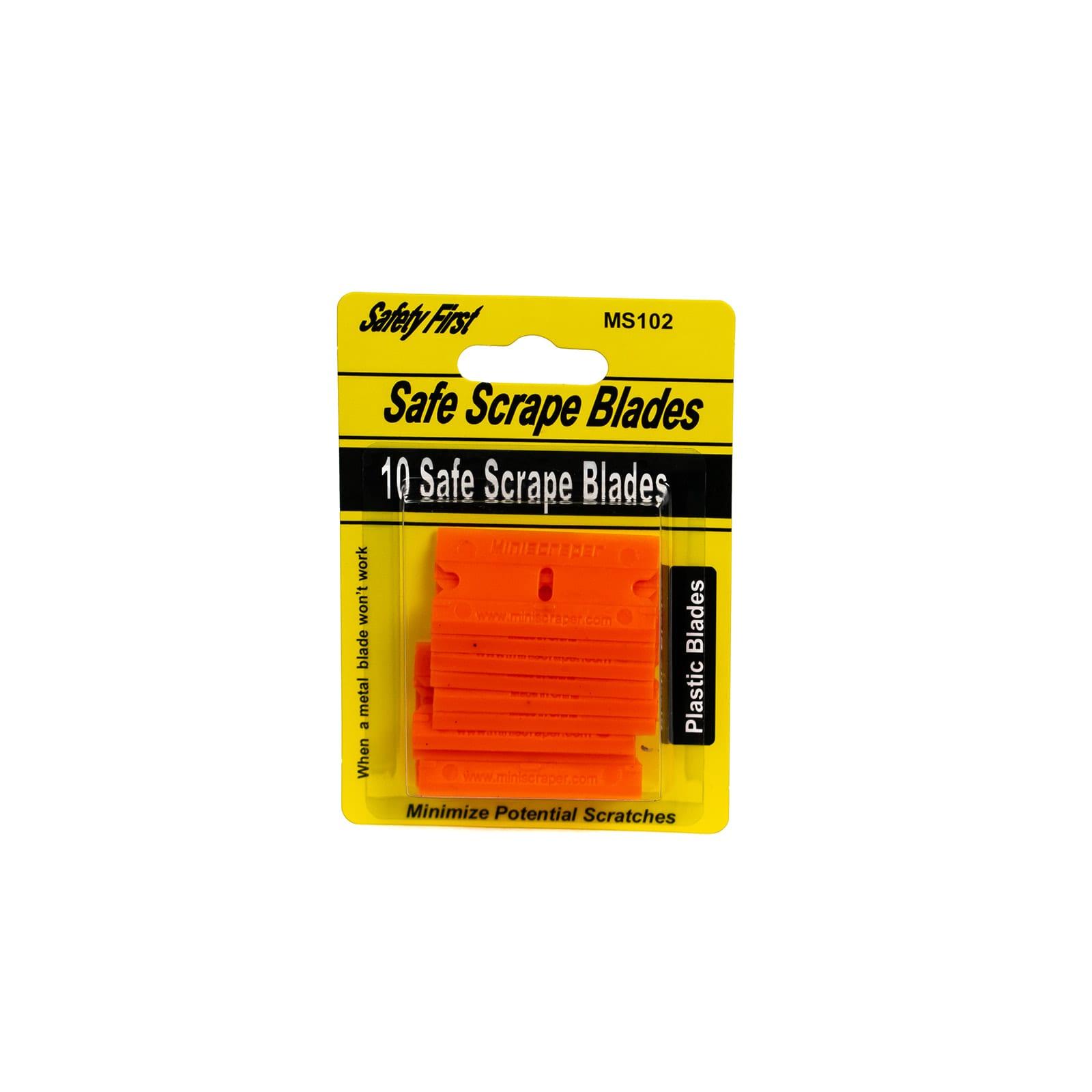 Mini-Scraper Original Safe Scrape Blades