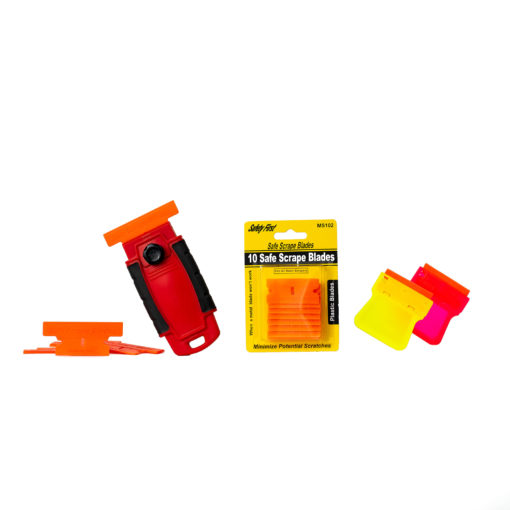 Kit for Removing Labels Stickers Decals