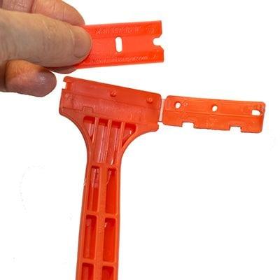 Miniscraper EZ-X Razor Scraper